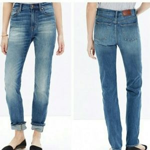 MADEWELL 'THE PERFECT FALL JEAN' IN VANCE WASH!